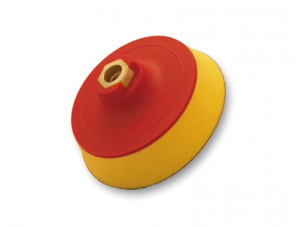 Stützteller 125 mm red