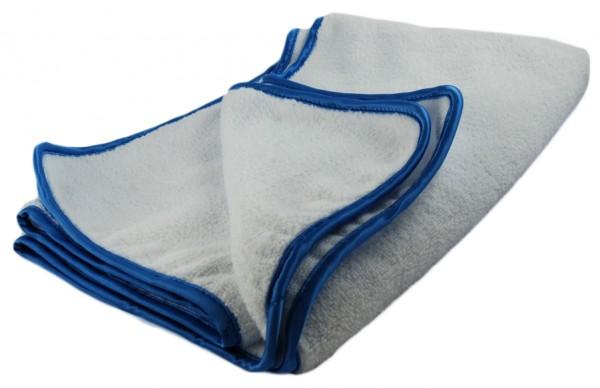 Microfaser Superflausch TOP Qualität 85x55 cm Blue